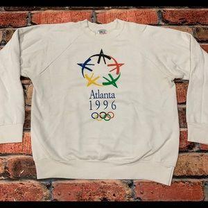 Vintage Atlanta 1996 Olympics Crewneck Size XL